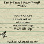 Back to Basics Strength
