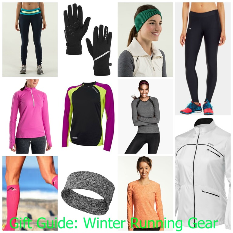 Nike Winter Running Apparel for Women- Other Options / Boulder