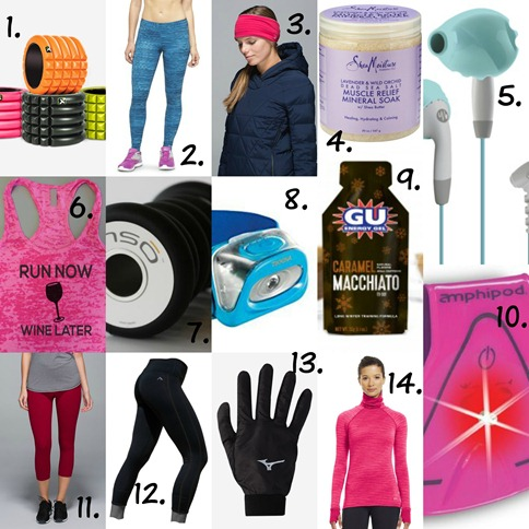 Runners Gift Guide