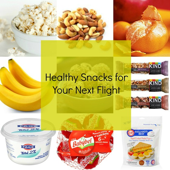 travel tips healthy homemade snacks your next flight