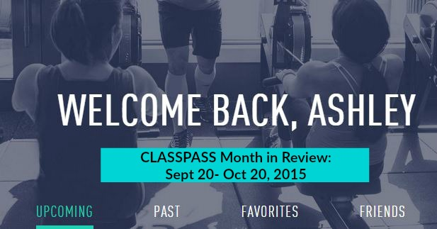 Coupons Labor Day Classpass May