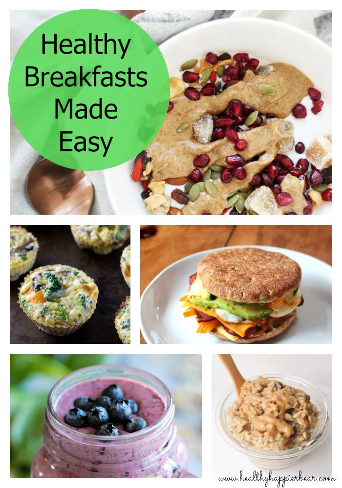 Healthy Breakfast Round-Up