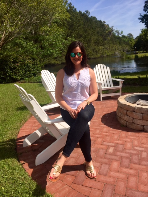 Stitch Fix White top