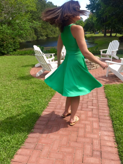 Stitch Fix twirl