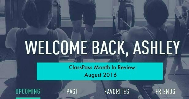 NYC Classpass reviews