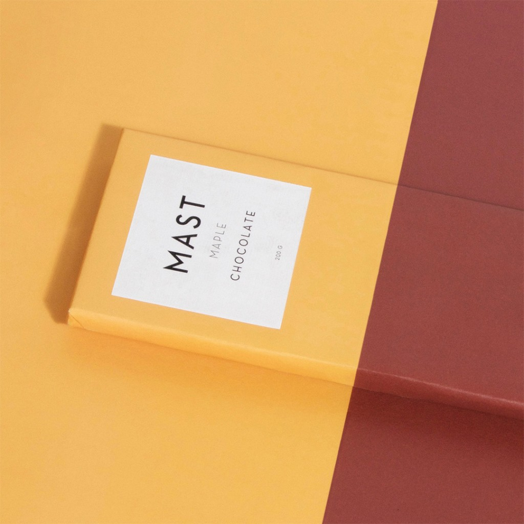 mast brothers maple