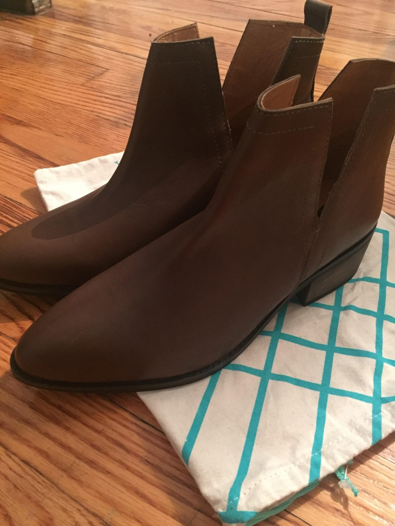 Stitch Fix Booties