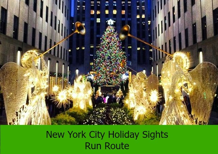 best-nyc-holiday-decor-run-route
