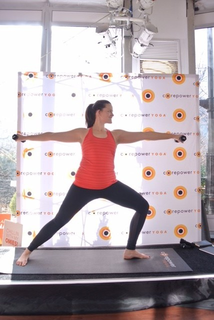 Core Power Yoga Ashley