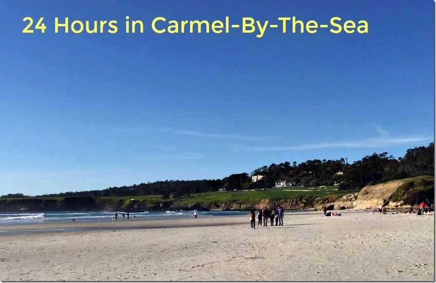 24 Hours in Carmel