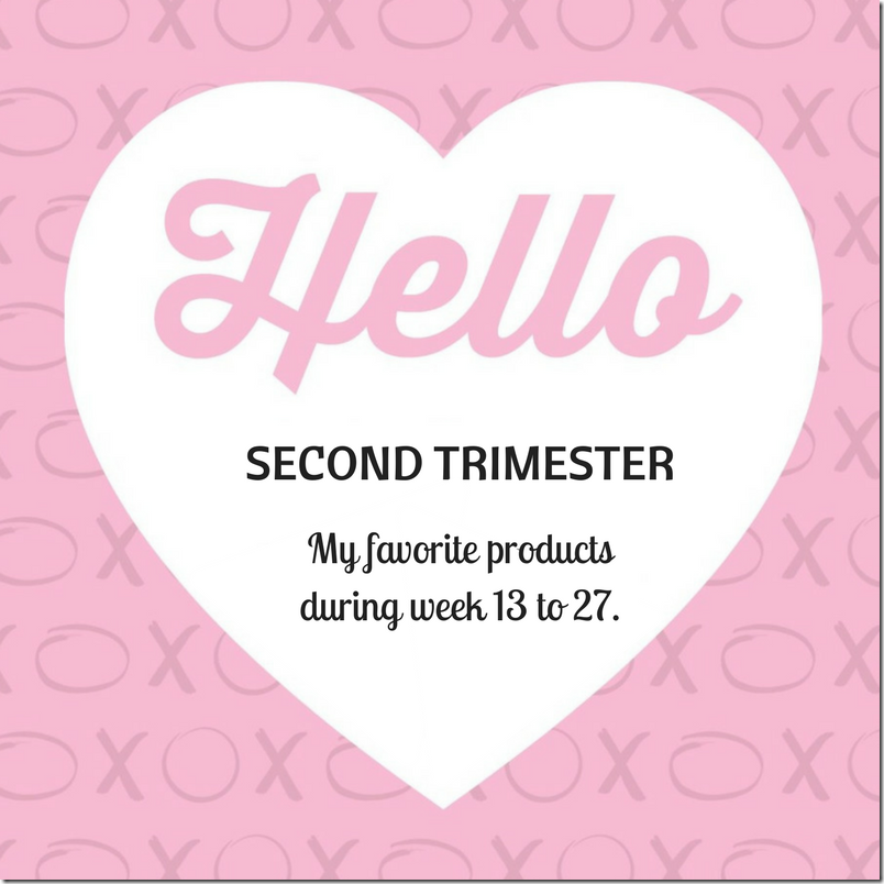 SECOND TRIMESTER Favorites